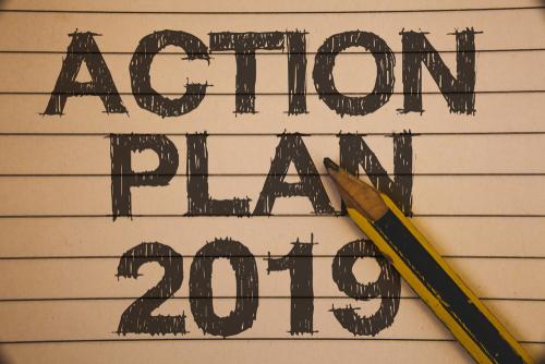 Gardening plans for 2019